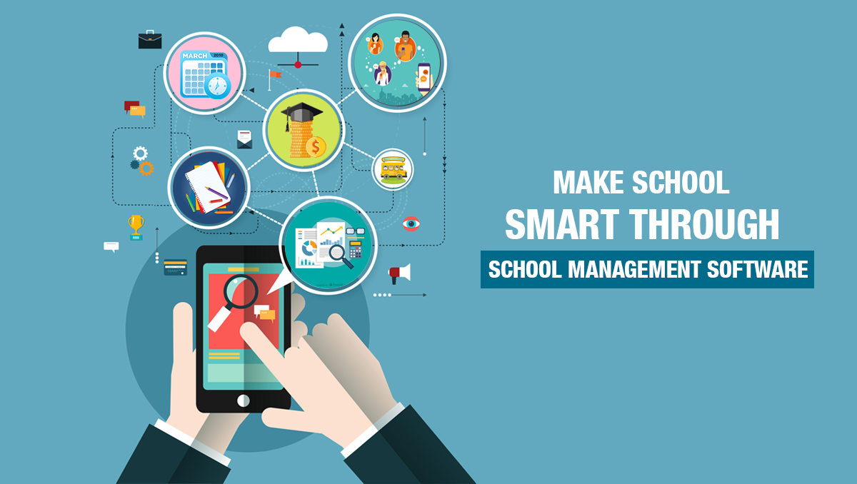 Role of School Management Software in Digital India
